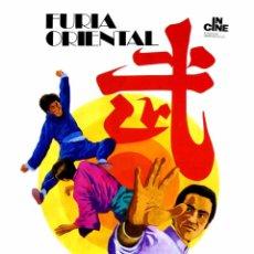 Cine: FURIA ORIENTAL (GUÍA ORIGINA SIMPLE DE SU ESTRENO EN ESPAÑA) BRUCE LEE. Lote 209608908