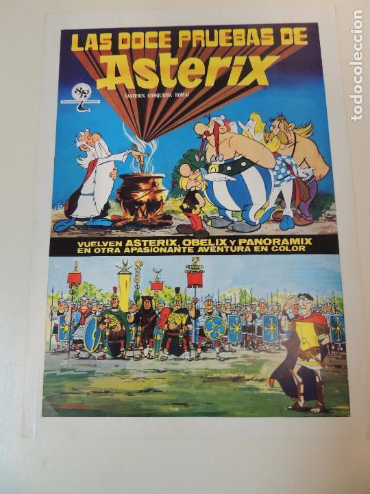 Asterix Y Obelix Las 12 Pruebas - Guia Publicit