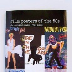 Cine: FILM POSTERS OF THE 50S. 130. PÁGINAS, MÁS DE 127, FOTOS EN COLOR DE PELICULAS.. Lote 85429264