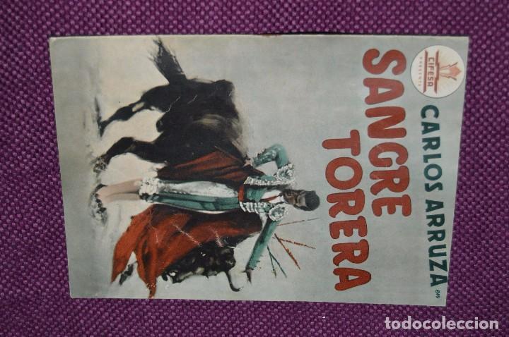 Cine: LOTE DE 6 GUÍAS PUBLICITARIAS DE PELÍCULAS ANTIGUAS - CIFESA - HUECOGRABADO FOURNIER - ¡HAZ OFERTA! - Foto 11 - 85440684