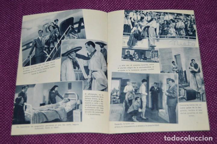 Cine: LOTE DE 6 GUÍAS PUBLICITARIAS DE PELÍCULAS ANTIGUAS - CIFESA - HUECOGRABADO FOURNIER - ¡HAZ OFERTA! - Foto 13 - 85440684