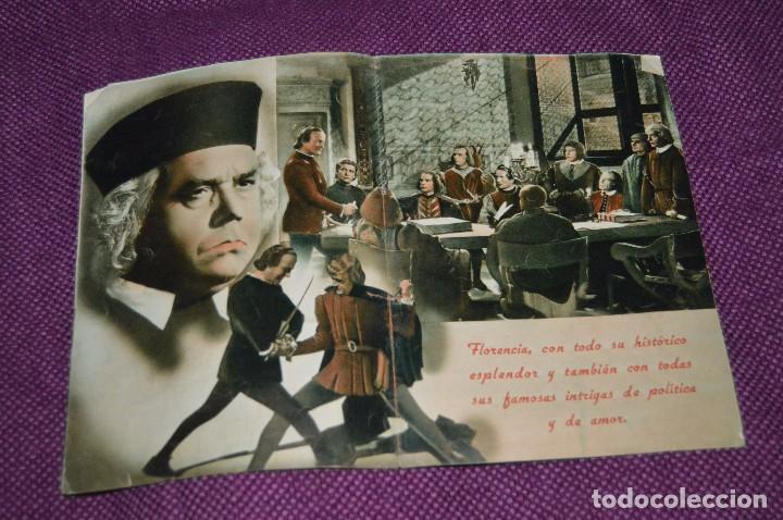 Cine: LOTE DE 6 GUÍAS PUBLICITARIAS DE PELÍCULAS ANTIGUAS - CIFESA - HUECOGRABADO FOURNIER - ¡HAZ OFERTA! - Foto 19 - 85440684