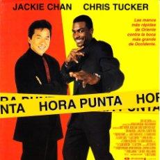 Cine: HORA PUNTA (GUÍA PUBLICITARIA ORIGINAL SIMPLE) JACKIE CHAN, CHRIS TUCKER. KUNG FU. Lote 143067400