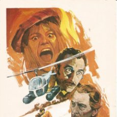 Cine: NOCHE INFERNAL - CHRISTOPHER LEE - PETER CUSHING / PETER SASDY - GUIA SENCILLA. Lote 87770052