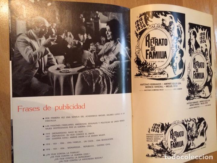 Cine: Guía retrato de familia.antonio ferrandis amparo soler leal.cb films - Foto 4 - 88761615