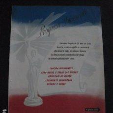 Cine: COLUMBIA - LANZAMIENTOS - VER FOTOS -(V-11.555). Lote 89602340