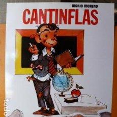 Cine: CANTINFLAS EL PROFE -GUIA PUBLICITARIA -. Lote 94922751