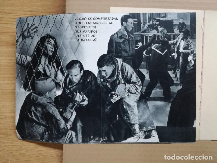 Cine: INFIERNO DE LOS HEROES - JOSE FERRER, TREVOR HOWARD - GUIA MUY RARA ORIGINAL - Foto 5 - 95895119