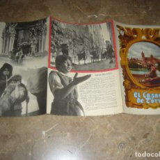 Cine: EL LAZARILLO DE TORMES MARCO PROLETTI GUIA ORIGINAL Q. Lote 96436199