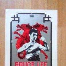 Cine: B-- GUIA SIMPLE DE LA PELICULA--BRUCE LEE EL REY DEL KUNG FU. Lote 96519951