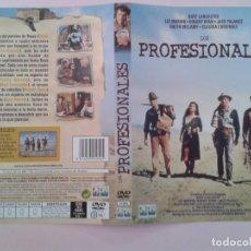 Cine: LOS PROFESIONALES (CARATULA). Lote 96961407