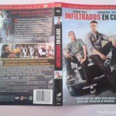 Cine: INFILTRADOS EN CLASE (CARATULA). Lote 96961711
