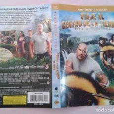 Cine: VIAJE AL CENTRO DE LA TIERRA 2 (CARATULA). Lote 96961791