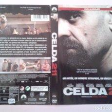 Cine: CELDA 211 (CARATULA). Lote 96962435
