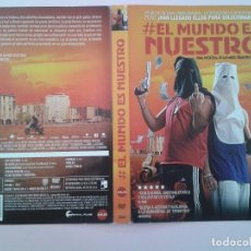 Cine: EL MUNDO ES NUESTRO (CARATULA). Lote 96963087