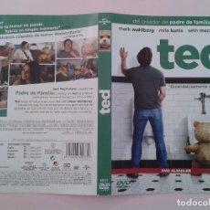 Cine: TED (CARATULA). Lote 96963531