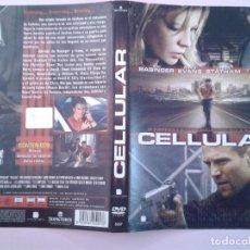 Cine: CELLULAR (CARATULA). Lote 96963839