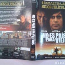 Cine: NO ES PAIS PARA VIEJOS (CARATULA). Lote 96963979