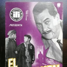Cine: EL OJO DE CRISTAL CARLOS LOPEZ MOCTEZUMA GUIA ORIGINAL IFI ESTRENO. Lote 97990667