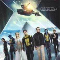 Cine: X-MEN PRIMERA GENERACION. MARVEL. MATTHEW VAUGHN. JAMES MCAVOY, KEVIN BACON, MICHAEL FASSBENDER. Lote 98816135