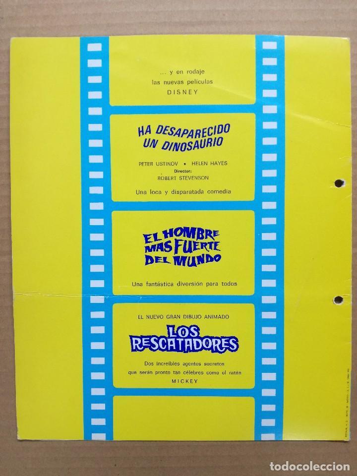 Lista De Material Walt Disney 1975 Blanca Nieve Comprar Guias