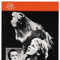 Cine: EQUUS, SIDNEY LUMET, CON RICHARD BURTON Y PETER FIRTH,1978. Lote 102015023