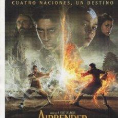 Cine: AIRBENDER EL ULTIMO GUERRERO EN 3D. Lote 105579099