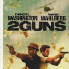 Cine: 2 GUNS. Lote 105579807