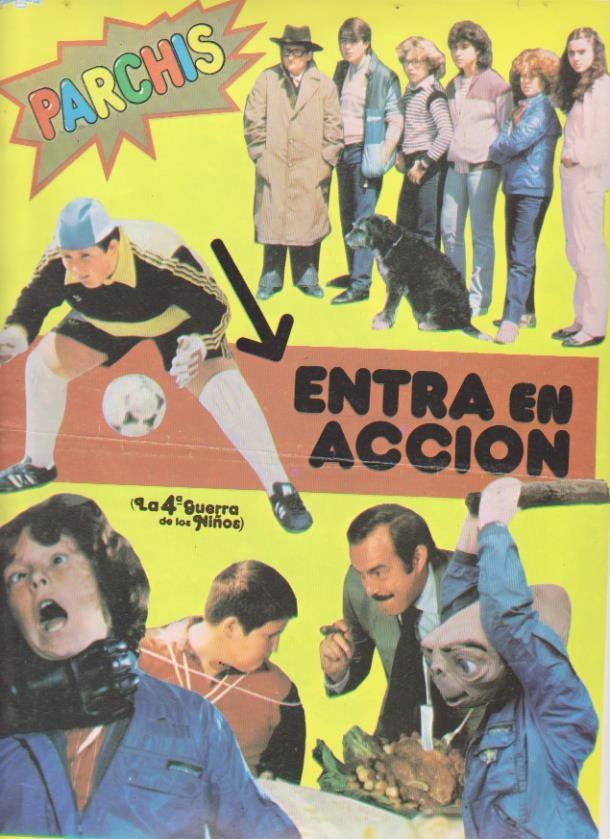 Cine: El mundo loco de Jerry.Guía? de Corona Films,al dorso Parchis entra en acción. - Foto 2 - 107831535