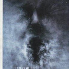 Cine: TERROR EN LA NIEBLA. Lote 110082211