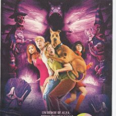 Cine: SCOOBY-DOO. Lote 110086551