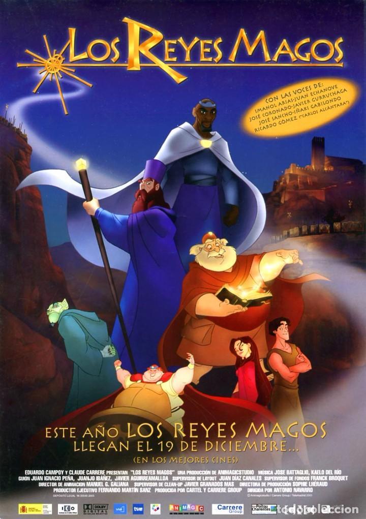 Los Reyes Magos 2003 Guía Original Doble Con F Comprar Guías