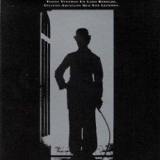 Cine: GUIA ORIGINAL SENCILLA CHAPLIN (ROBERT DOWNEY JR). Lote 112401923