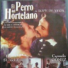 Cine: EL PERRO DEL HORTELANO - PILAR MIRÓ. Lote 26872282