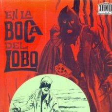 Cine: EN LA BOCA DEL LOBO. GUIA ORIGINAL ESTRENO.. Lote 113070407