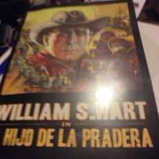 Cinéma: CUADERNO 34 PAGS - EL HIJO DE LA PRADERA / WILLIAM S. HART - QUIM CASAS / LOSILLA - STOCK DE TIENDA. Lote 113733111