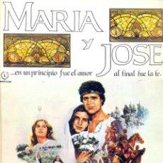 Cine: MARIA Y JOSE. GUIA ORIGINAL ESTRENO.. Lote 117822503