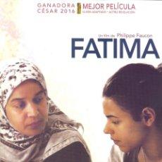 Cine: FATIMA. GUIA ORIGINAL ESTRENO.. Lote 120911463