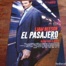 Cine: EL PASAJERO - LIAM NEESON, VERA FARMIGA - GUIA ORIGINAL. Lote 148227680