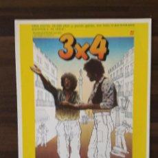 Cine: B1B-GUIA SIMPLE DE LA PELICULA.-- 3X4. Lote 127439511