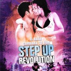 Cine: GUIA ORIGINAL DOBLE (STEP UP REVOLUTION). Lote 127872171