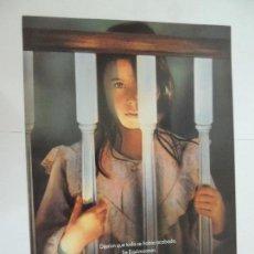 Cine: LA PROFECIA IV EL RENACER - GUIA PUBLICITARIA - OMEN IV: THE AWAKENING FAYE GRANT. Lote 127872591