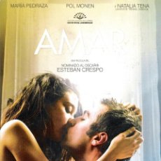 Cine: GUIA ORIGINAL SENCILLA (AMAR). Lote 127992015