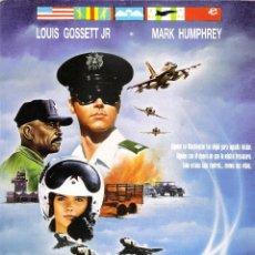 Cine: GUIA ORIGINAL SENCILLA (AGUILA DE ACERO II). Lote 128270395