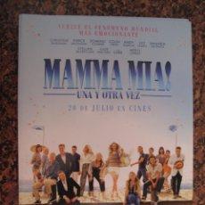 Cine: 240 MAMMA MIA 2. Lote 143963008