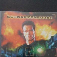 Cine: ERASER SCHWARZENEGGER. Lote 141527121