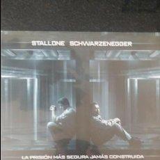 Cine: PLAN DE ESCAPE SCHWARZENEGGER STALLONE. Lote 130616430