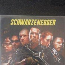 Cine: SABOTAGE SCHWARZENEGGER. Lote 130616474