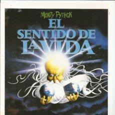 Cine: EL SENTIDO DE LA VIDA MONTY PYTHON GUIA ORIGINAL Q. Lote 132148210