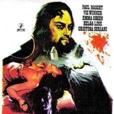 Cine: GUIA ORIGINAL SENCILLA (EL ESPANTO SURGE DE LA TUMBA) PAUL NASCHY. Lote 138096844